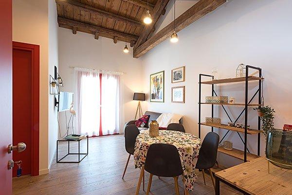 Soggiorno - Appartamento Malvasia