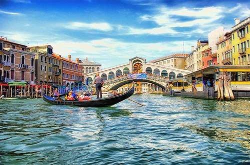 Venezia, vicino a Barchessa Rossetti a Concordia Sagittaria